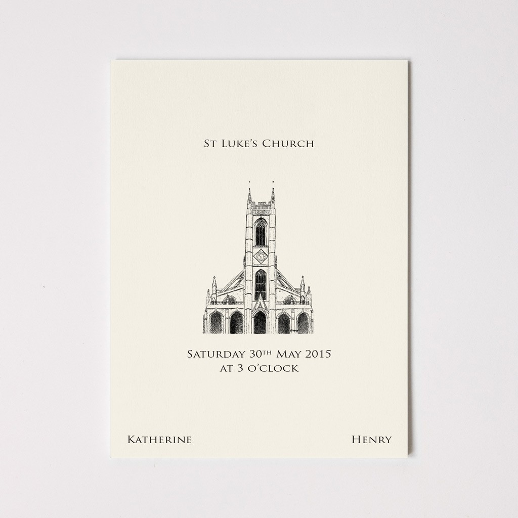 Order Of Service: A5 Size - 4 Pages