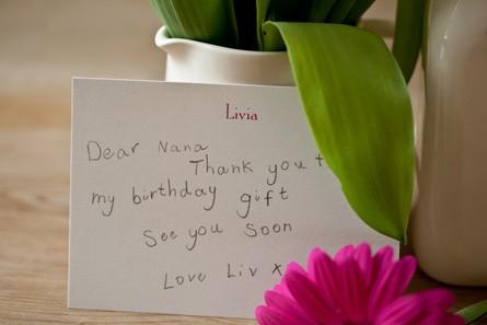 Children's Correspondence Cards - Plain