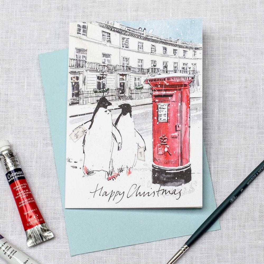 The Chelsea Hospital School - Christmas Card