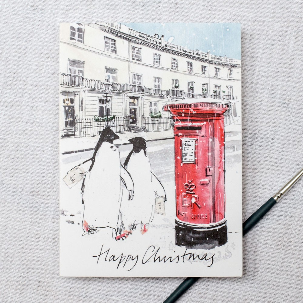 The Chelsea Hospital School - Christmas Card Personalised
