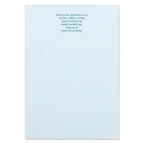 A5 CLD Premium Writing Paper 135 gsm