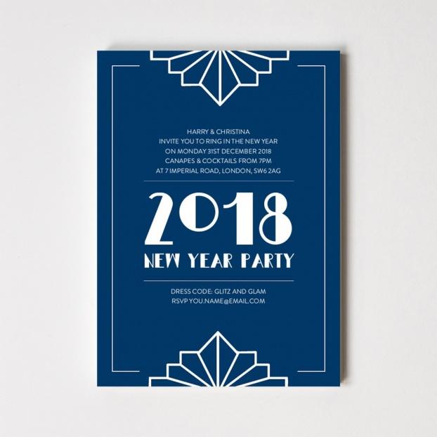 contemporary invitations invitations
