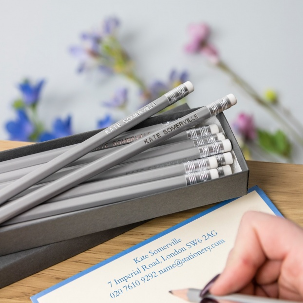 Personalised Premium Graphite Pencils