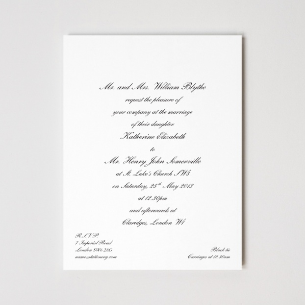 Gold Coast Wedding Invitations: Wedding Invitations
