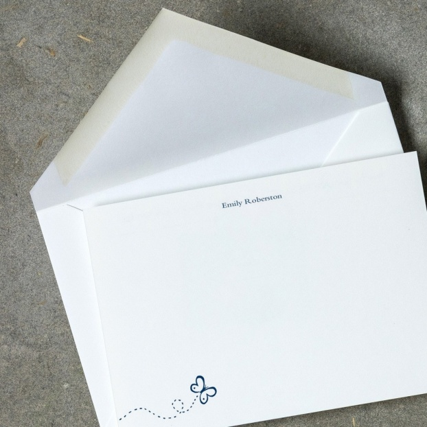 Children's Correspondence Cards - With Motif