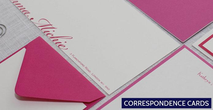 Fine Stationery Wedding Invitations: Luxury Personalised Stationery